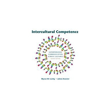 Intercultural Competence (7th Edition), New Book (9780205211241)