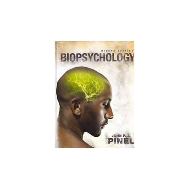 Biopsychology with New Mypsychlab and Pearson Etext