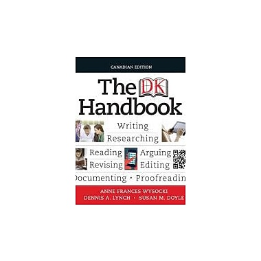 The DK Handbook, First Canadian Edition with MyCanadianCompLab, Used Book (9780205234530)