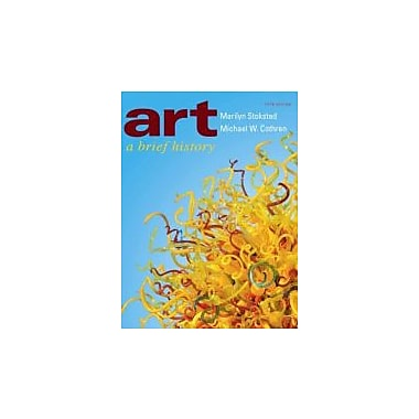Art: A Brief History Plus NEW MyArtsLab -- Access Card Package (5th Edition), New Book (9780205237333)