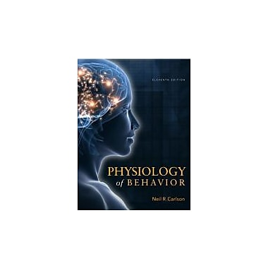 Physiology of Behavior (11th Edition), Used Book (9780205239399)
