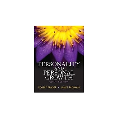 Personality and Personal Growth (7th Edition), New Book (9780205254781)