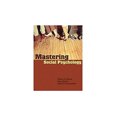 Mastering Social Psychology, Used Book (9780205495894)