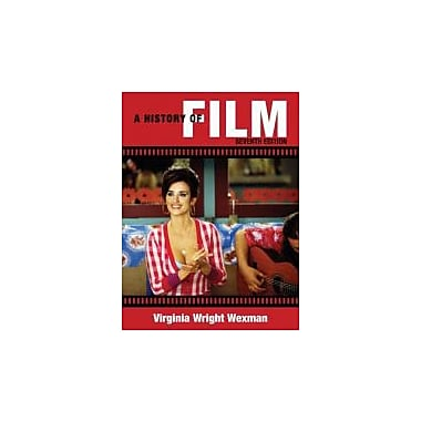 A History of Film (7th Edition), New Book (9780205625284)
