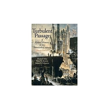Turbulent Passage (4th Edition), New Book (9780205645718)