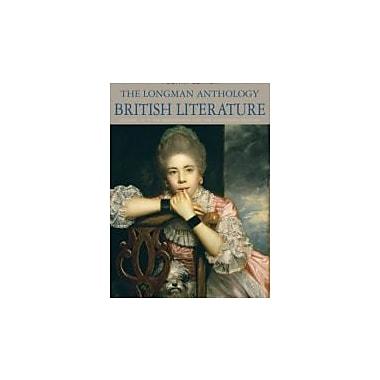 The Longman Anthology of British Literature, Volume 1C: The Restoration & the Eighteenth Century, New (9780205655274)