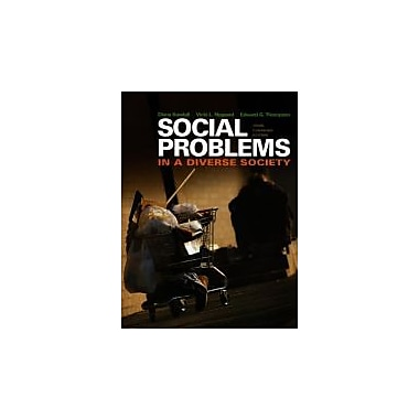Social Problems in a Diverse Society, Third Canadian Edition (3rd Edition), Used Book (9780205663903)