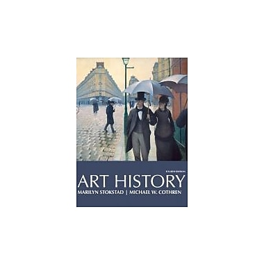 Art History, Combined Volume (4th Edition), New Book (9780205744220)