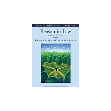Reason in Law (8th Edition), New Book (9780205745395)