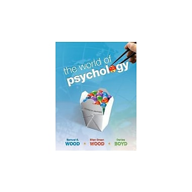 The World of Psychology (7th Edition), Used Book (9780205763733)