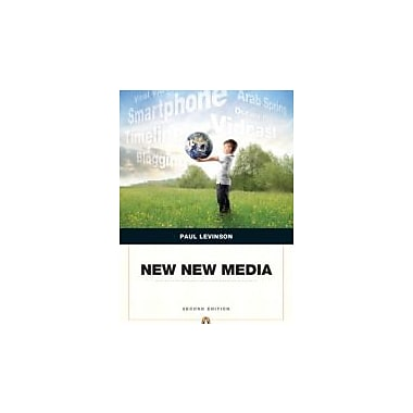 New New Media (2nd Edition), Used Book (9780205865574)
