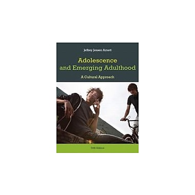 Adolescence and Emerging Adulthood (5th Edition), Used Book (9780205892495)