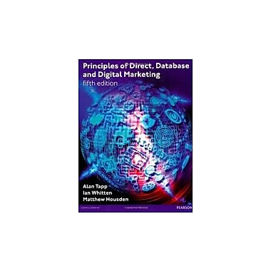 Principles of Direct Database & Digital Marketing, New Book (9780273756507)