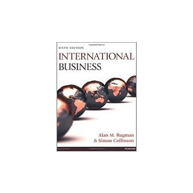 International Business (6th Edition), New Book (9780273760979)