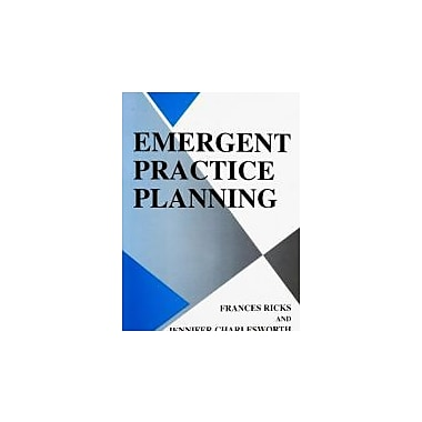 Emergent Practice Planning, Used Book (9780306473999)