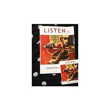Listen 7e paper & 6-CD Set, Used Book (9780312602673)