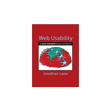 Web Usability: A User-Centered Design Approach, New Book (9780321321350)