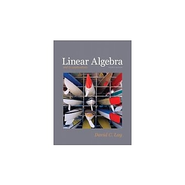 Linear Algebra and Its Applications, 4th Edition, New Book (9780321385178)