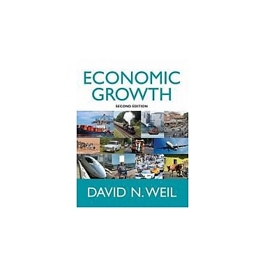 Economic Growth (2nd Edition), Used Book (9780321416629)