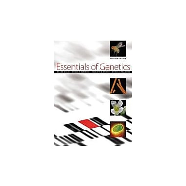 Essentials of Genetics (7th Edition), Used Book (9780321618696)