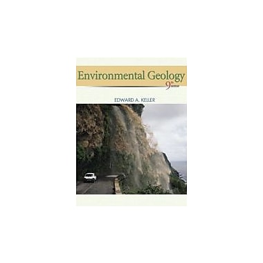 Environmental Geology (9th Edition), New Book (9780321643759)