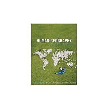 Human Geography: Places & Regions in Global Context, 4th Canadian Edition w/My Geoscience Place, New (9780321728845)