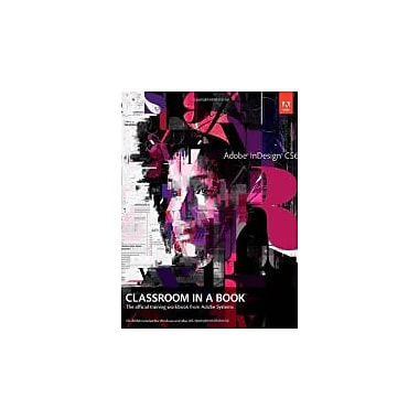 Adobe InDesign CS6 Classroom in a Book, Used Book (9780321822499)