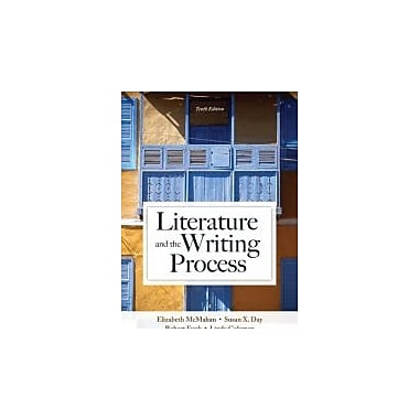 Literature and the Writing Process with MyLiteratureLab -- Access Card Package (10th Edition), New Book (9780321851000)
