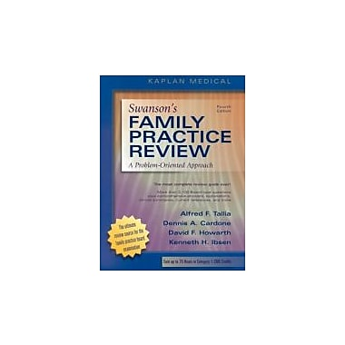 Swanson's Family Practice Review, New Book (9780323009140)