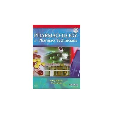 Pharmacology for Pharmacy Technicians, 1e