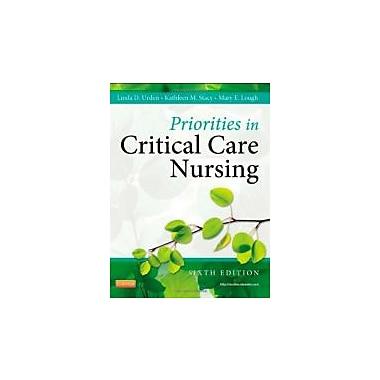 Priorities in Critical Care Nursing, 6e (Urden, Priorities in Critical Care Nursing), Used Book (9780323074612)