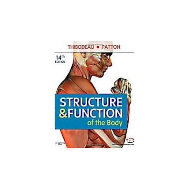 Structure & Function of the Body - Softcover, 14e, New Book (9780323077224)