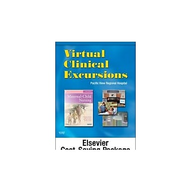 Maternal Child Nursing - Text & Virtual Clinical Excursions 3.0 Package, 4e, New Book (9780323101806)