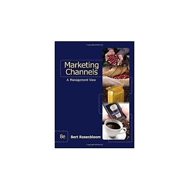 Marketing Channels, Used Book (9780324316988)