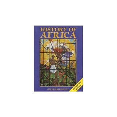 History of Africa, Revised 2nd Edition, Used Book (9780333599570)