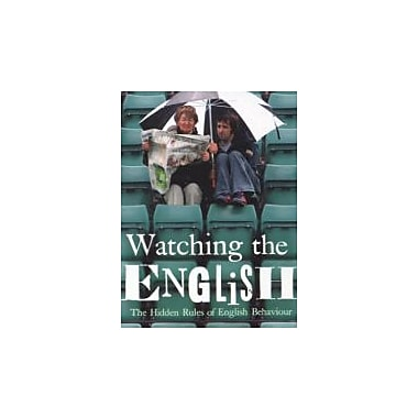 Watching the English, Used Book, (340752122)