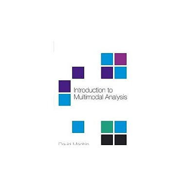 Introduction to Multimodal Analysis (A Hodder Arnold Publication), Used Book (9780340929384)
