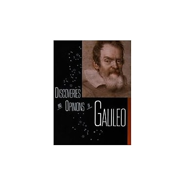Discoveries and Opinions of Galileo, Used Book (9780385092395)