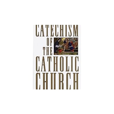 Catechism of the Catholic Church, New Book (9780385479677)