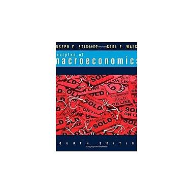 Principles of Macroeconomics, Used Book, (393168190)