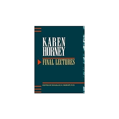 Final Lectures, Used Book (9780393307559)