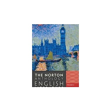 The Norton Anthology of English Literature, Volume 2, Used Book (9780393912487)