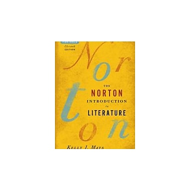 The Norton Introduction to Literature (Portable Eleventh Edition), Used Book (9780393923391)