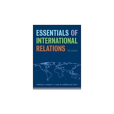 Essentials of International Relations (Fifth Edition) (The Norton Series in World Politics), New Book (9780393935295)