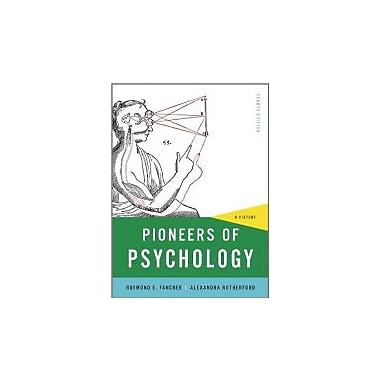 Pioneers of Psychology: A History (Fourth Edition), New Book (9780393935301)