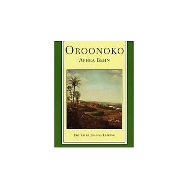 Oroonoko (Norton Critical Editions), New Book (9780393970142)