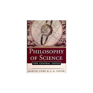 Philosophy of Science: The Central Issues, Used Book (9780393971750)