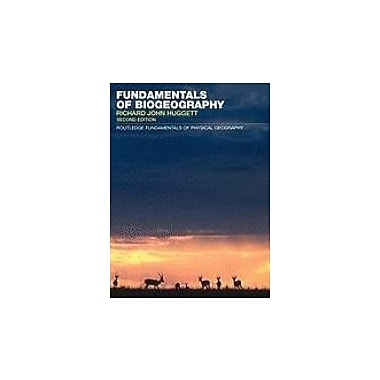 Fundamentals of Biogeography (Routledge Fundamentals of Physical Geography), New Book (9780415323475)