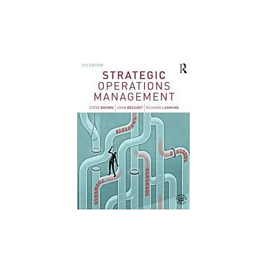 Strategic Operations Management, Used Book (9780415587372)