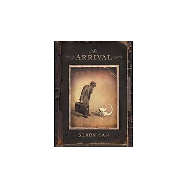 The Arrival, Used Book (9780439895293)